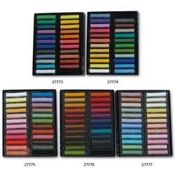 Coffret de 24 pastels Blockx