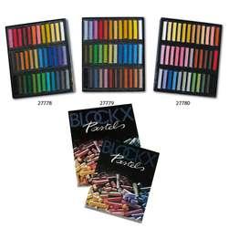 Coffret de 36 pastels Blockx