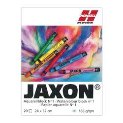 Bloc aquarelle Jaxon