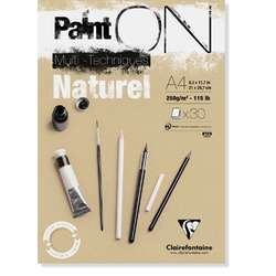 Paint On naturel  Clairefontaine
