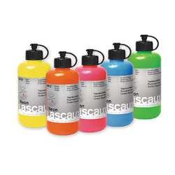 Acrylique Lascaux Studio - couleurs fluos