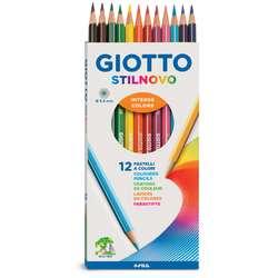 Coffret de crayons de couleur Stilnovo Giotto
