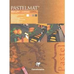 Bloc papier pastel Pastelmat version 2 Clairefontaine
