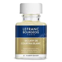 Siccatif de Courtrai blanc Lefranc & Bourgeois