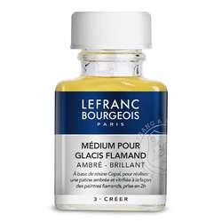Médium pour glacis Flamand Lefranc Bourgeois
