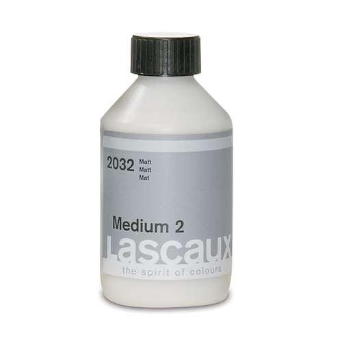 Médium 2 mat Lascaux