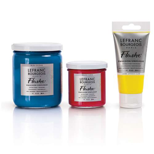 Acrylique Flashe Lefranc & Bourgeois