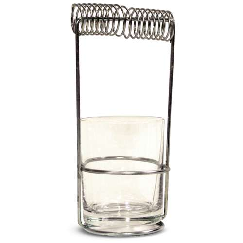 Pincelier avec verre