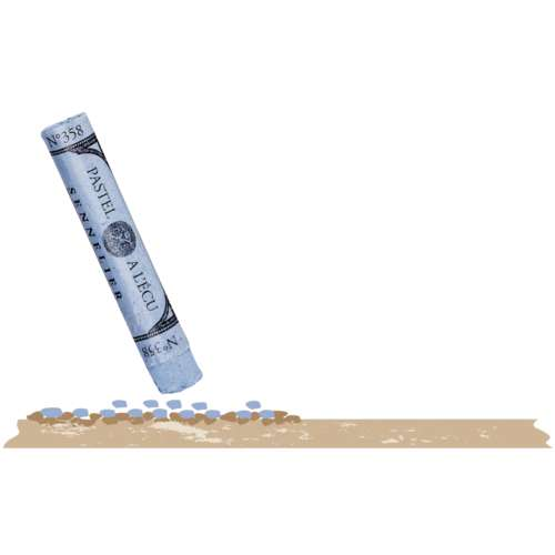 Papier pastel Pastelcard Sennelier