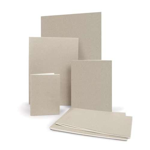 Carnet de croquis gris - 120g/m²