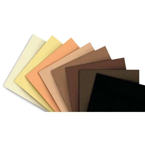 Papier nuances de bruns Ursus - 130 g/m²