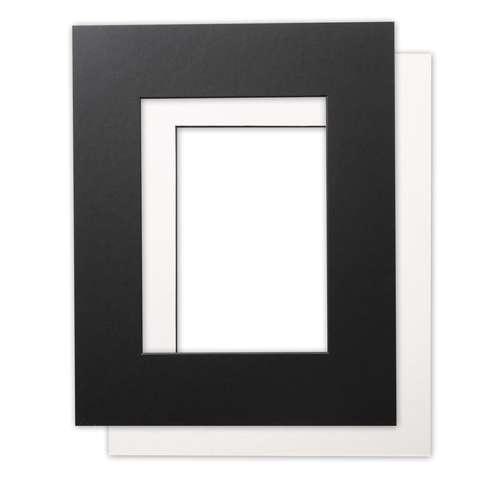 Passe-partout Gallery âme noire
