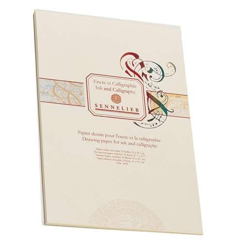 Papier encre et calligraphie Sennelier