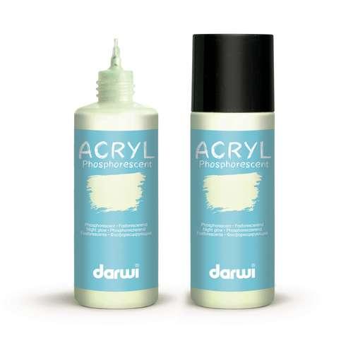 Acrylique Darwi phosphorescente