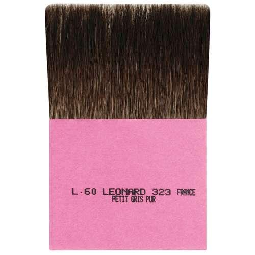 Palette à dorer petit-gris Léonard Série 323