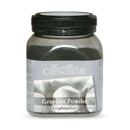Poudre de graphite Crétacolor