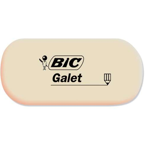 Gomme Galet Bic