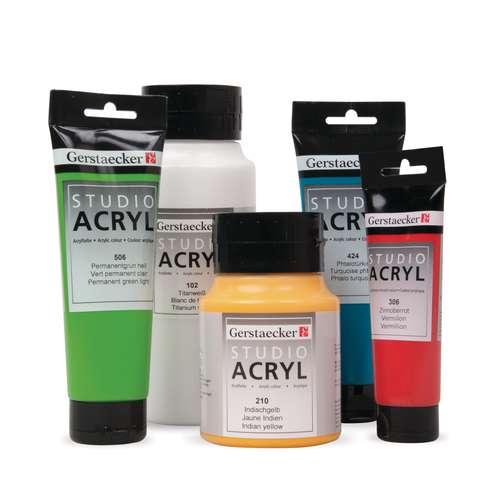 Peinture acrylique Studio Acryl Gerstaecker
