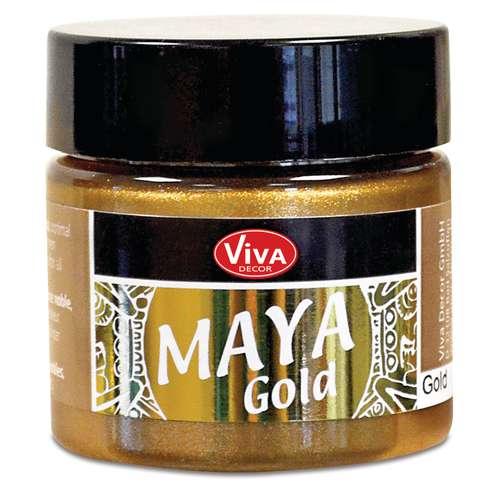 VIVA DECOR Maya-Gold Couleur à effet