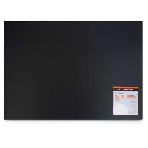 Album de dessin Graduate - 130 g/m² Daler Rowney