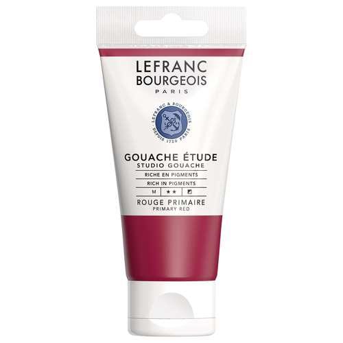 Gouache Linel Étude Lefranc Bourgeois