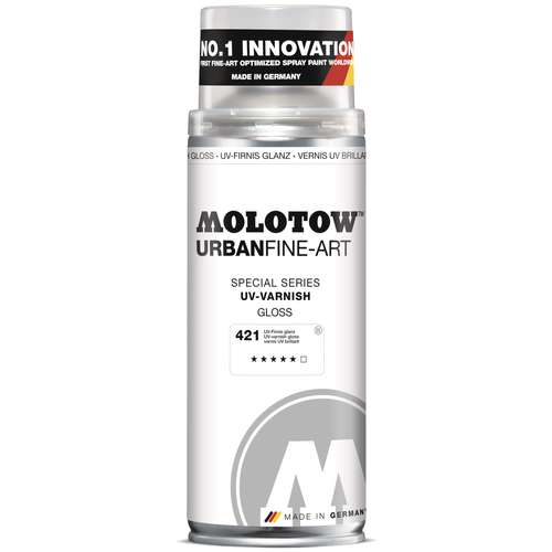 Venis en aérosol Urban Fine-Art Molotow
