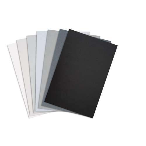 Papier nuance de gris Ursus - 50x70cm - 40 feuilles