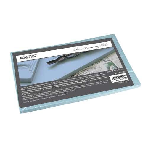 Plaque à gravure en vinyle  Artist's Carving Block Factis ®