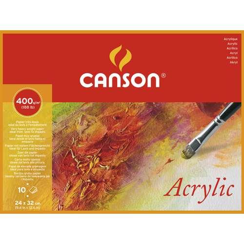 Papier Canson Acrylic