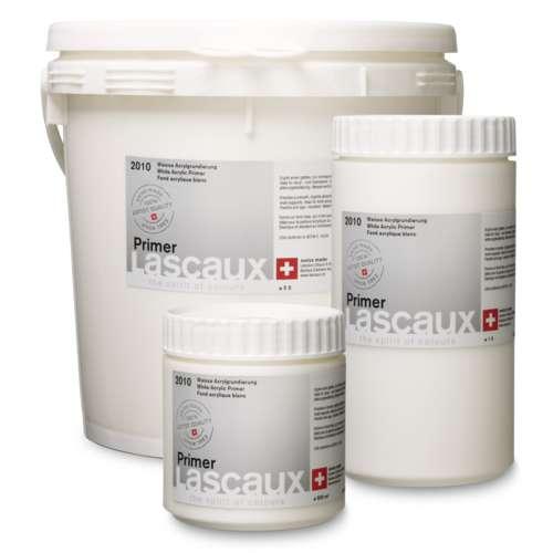 Apprêt acrylique Primer blanc Lascaux