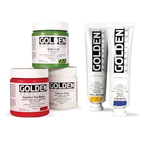 Acrylique Golden Heavy Body