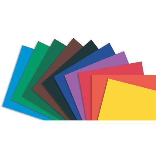 Papier de couleur Folia