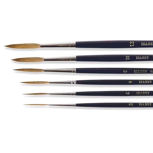 Pinceau-traceur, série 6318 Isabey