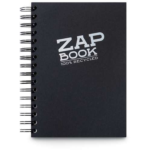 Zap Book Clairefontaine (spiralé - 80g/m2)