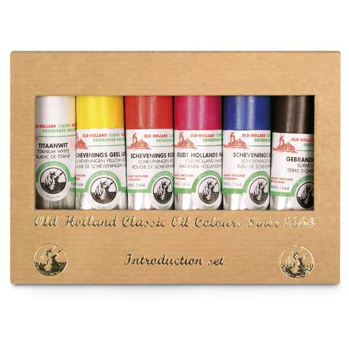 Coffret huile Old Holland