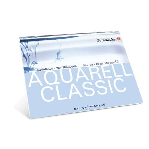 Papier aquarelle Classic Gerstaecker