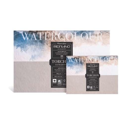 Bloc Watercolour Torchon 300g/m²