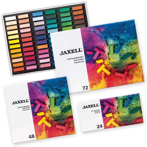 Sets de demi-pastels tendres JAXELL®