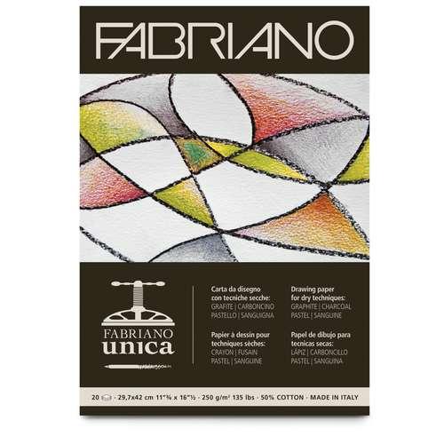 Bloc Unica Fabriano - 250g/m²