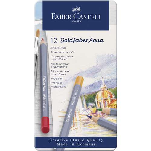 Coffrets Goldfaber Aqua Faber Castell