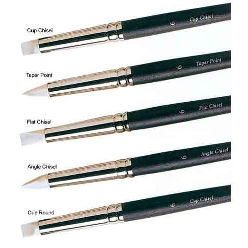 Colour Shaper Ferme - pointe grise