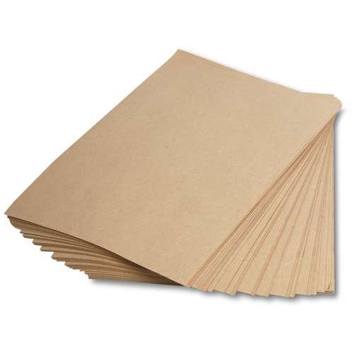 Papier Kraft brun Clairefontaine ( feuille)