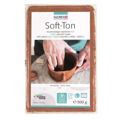 Argile souple Soft-Ton Glorex