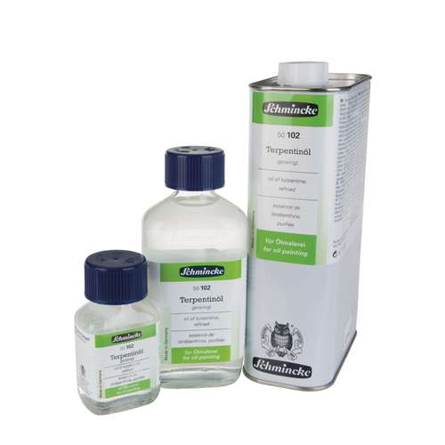 Essence de térébenthine purifiée Schmincke