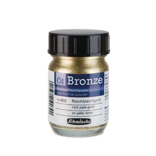 Couleurs bronzes à l'huile