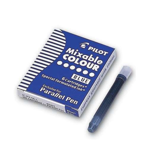6 cartouches Parallel Pen