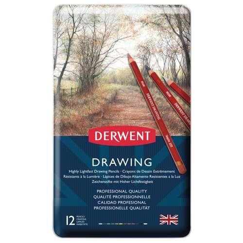 Crayon à dessin Derwent