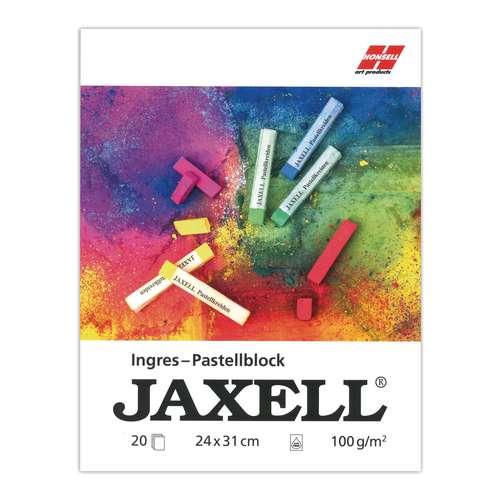 Bloc de papier Ingres Jaxell