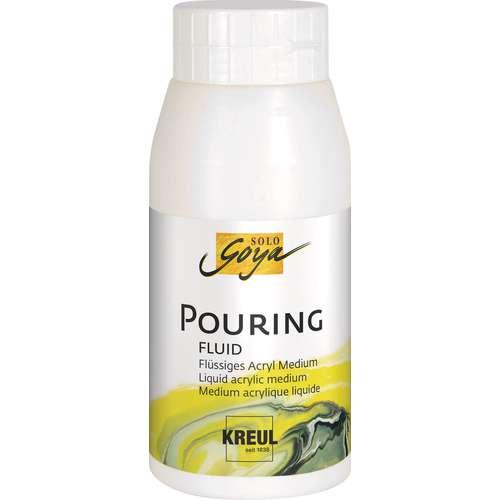 Médium Pouring Solo Goya