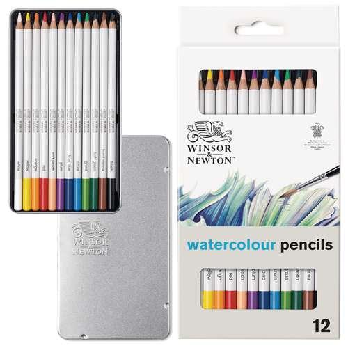 Coffret de crayons aquarellables Winsor et Newton